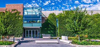 Osgoode Hall Law School, York University, Exterior