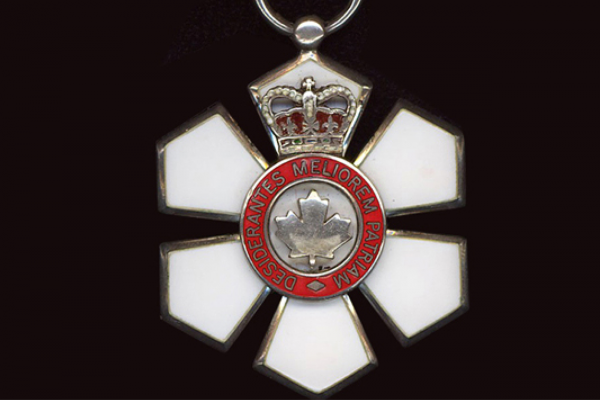 In 2015 ten York community members were appointed to the order of Canada