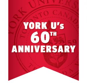 york 60th banner
